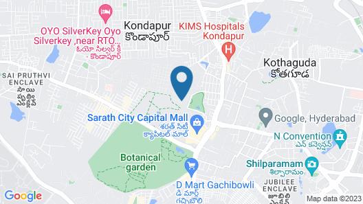 FabExpress Pranava Nivas Map