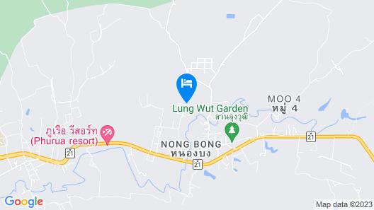 Sonseesaed Farm @ Phurua Map