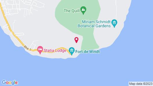 Statia Lodge Map