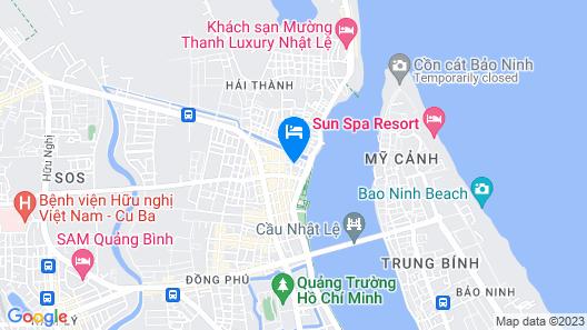 Nam Long Plus Hotel Map