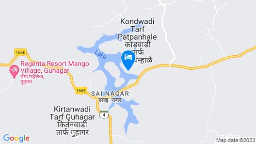 Shantai by the lake Map