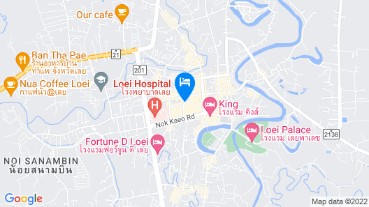 Indiego Space Map