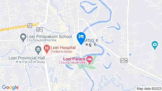 Baiboon Grand Hotel Map