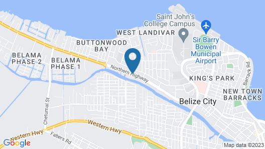 Easy Inn Map