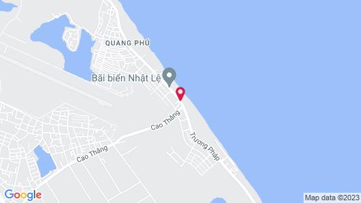 Manli Resort Quang Binh Map