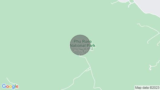 Mountain Villa Suan Lert Loei Resort Map