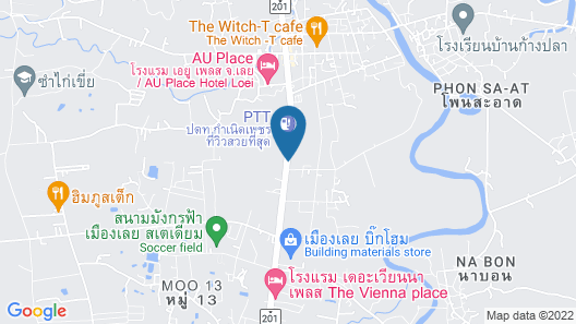 Kirimathani Hotel Map