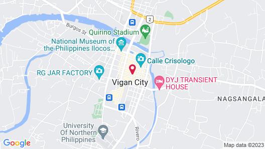 Gordion Vigan Map