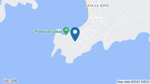 Solana Boutique Bed & Breakfast Map