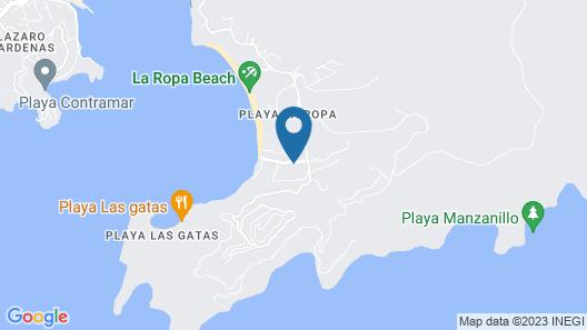 Real de la Palma Map