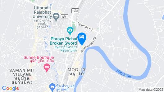 Baan Phu Jad Kan Resort Map