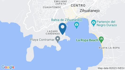 Villa Porto by VILLAS HK28 Map