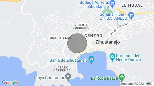 CASA BAHIA STUDIO 1 Map