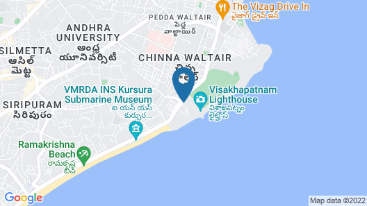 The Park Visakhapatnam Map