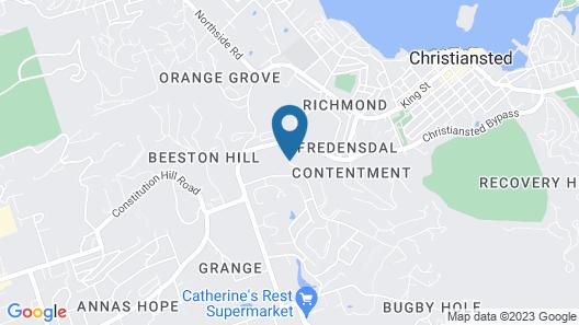Carringtons Inn Map