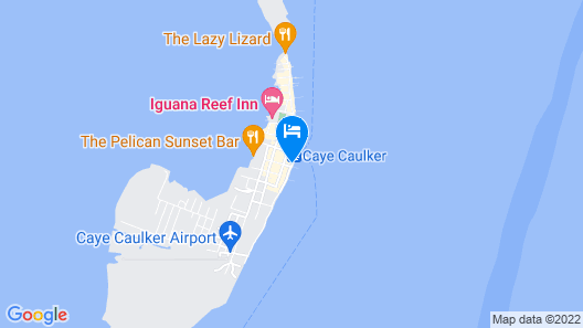 Island Magic Beach Resort Ltd Map