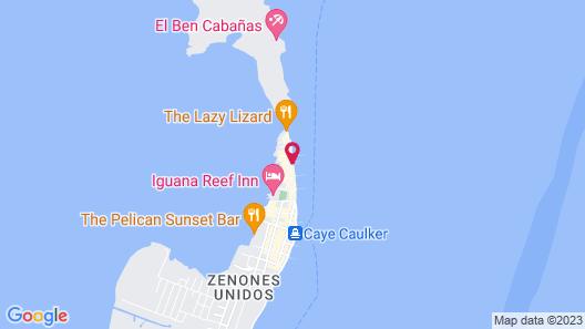 Jan's Hotel Map