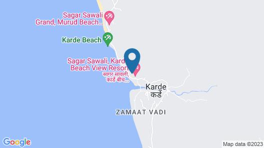 VITS Excellensea Karde Beach Map