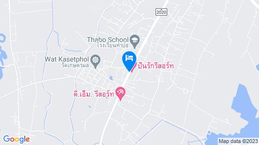 Punruk Resort Map