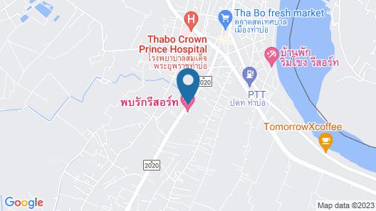 Pobruk Resort Map