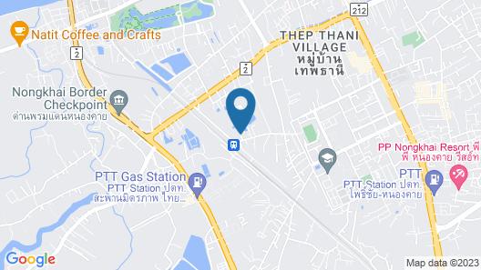 Nongkhai Resort Map