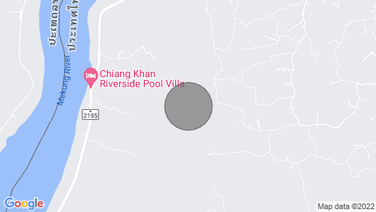 Luxury Riverside Property on Mekhong River Map
