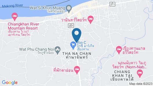 FairFair Boutique Resort Map