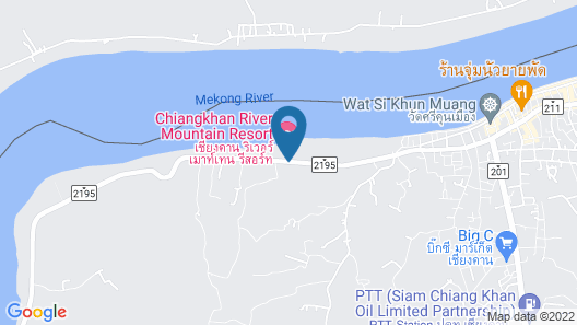 Chiangkhan River Mountain Resort Map