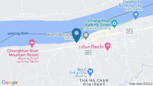 Tonkong Guesthouse and Restaurant Map