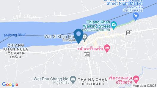 Sri Chiangkhan Hotel Map
