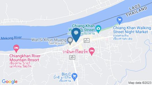 Poonsawasdi Hotel Map