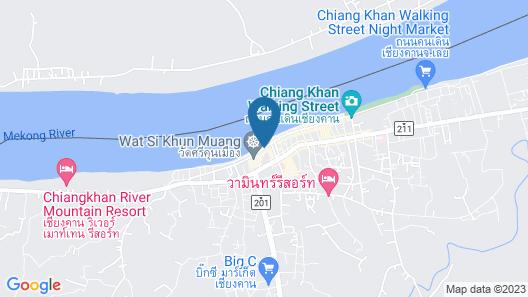Suksomboon Hotel Chiangkhan Map