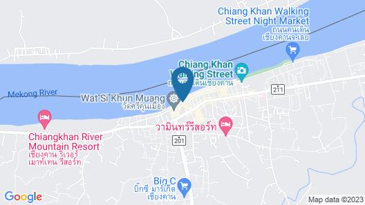 Bankong Rimkhong Map
