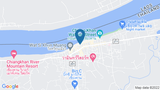 Chiangkhanburi Map