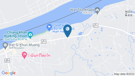 Sweet Home Chiang Khan Map