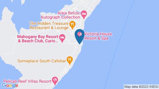Royal Caribbean Resort Map