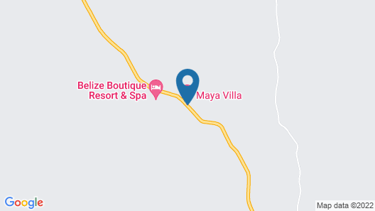 Belize Boutique Resort & Spa Map