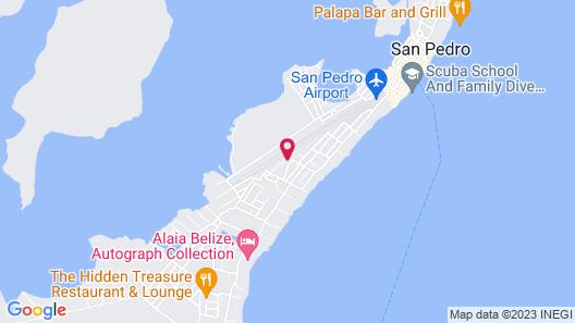 Grand Baymen Resort Map