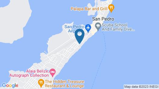 Corona Del Mar Map