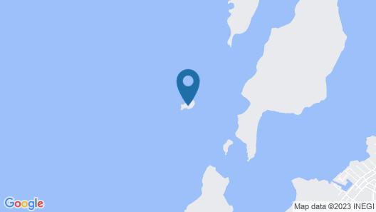 Cayo Espanto Map