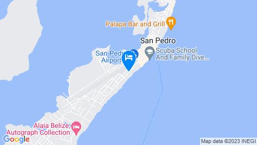 Ramon's Village Resort Map