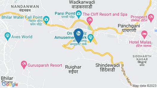 Hotel Valley Nest Map