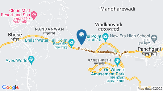 Miraya Hotel Map