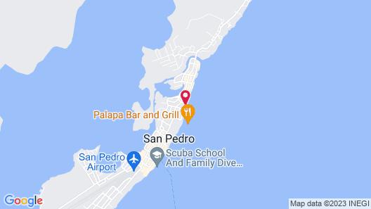 Ocean Tide Beach Resort Map