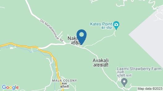 Brightland Resort & Spa Map