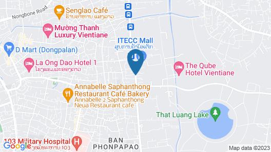 Domon Hotel Map