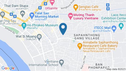 La Ong Dao Hotel 1 Map