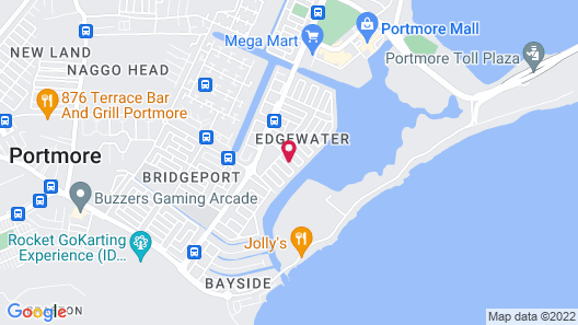 Kardel Vacation Apartments Map