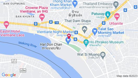 VKS Hotel Map