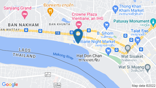La Seine Hotel by Burasari Map